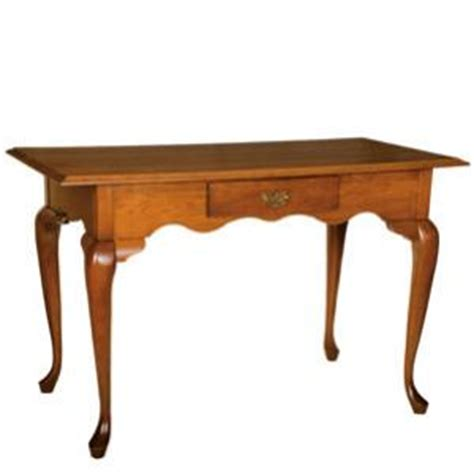 queen anne writing desk amish heritage queen anne writing desk