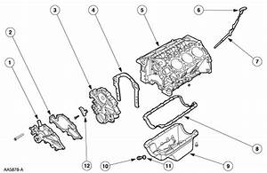 The Car Blog U0026 39 S  Ford Taurus 2001 Engine Diagram