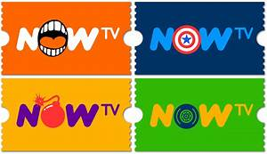 Brand New: New Logo and Identity for NOW TV by venturethree