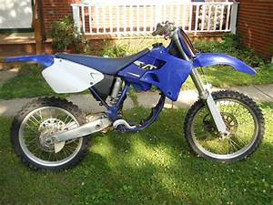 1997 Yz 125 Yamaha- Sold As A Project