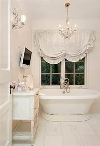 28 Lovely And Inspiring Shabby Chic Bathroom Décor Ideas ...