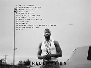 Jay Rock QuotREDEMPTIONquot Album Stream Rap Dose