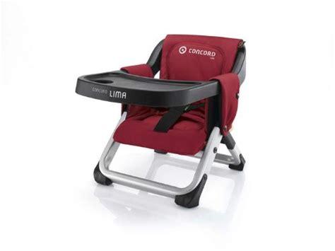 chaise haute de voyage chaise haute de voyage lima concord avis