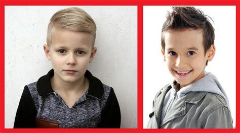 Coole Jungs Frisuren Kurz Haare Gehen Zur Schule