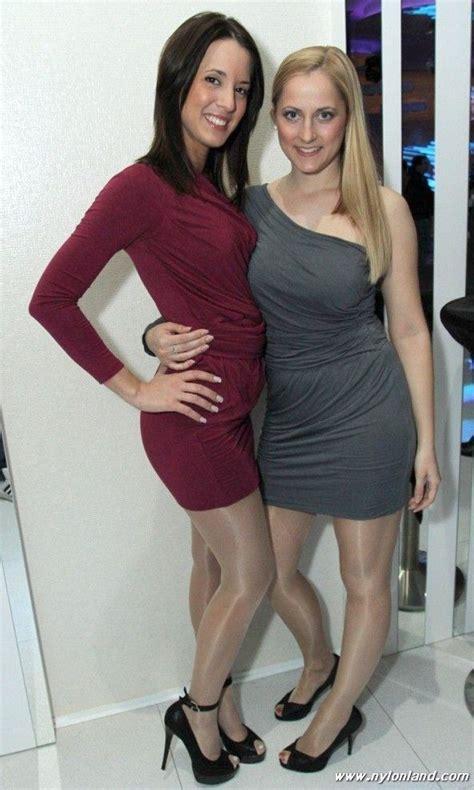 Nylons Stockings Pantyhose Legs Tights Heels