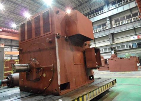 Largest Electric Motor by Large Mv Electric Motor Orders For Zambia Mine 4000kw