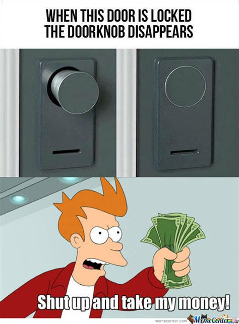 Door Meme - door knob by emberfox meme center