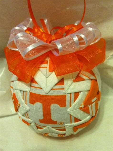 university  tennessee inspired quilted christmas