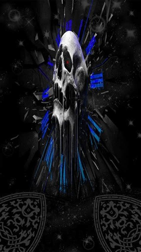 3d Moving Wallpapers For Android by 3d Moving Skull Wallpaper Wallpapersafari