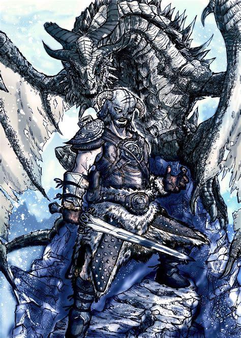 Skyrim Dragonborn Khajiit By Tir On Deviantart Games