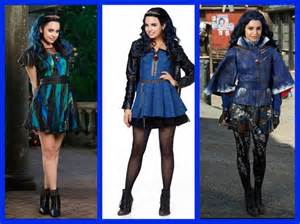 Descendants From Evie Outfits