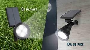 Spot Solaire Extérieur : projecteur spot solaire led d ext rieur garden led beesolar ~ Melissatoandfro.com Idées de Décoration