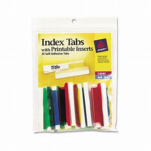 avery 16239 insertable index tabs with printable inserts With avery index tabs with printable inserts template