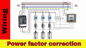 How To Wire Power Factor Correction Panel