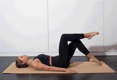 Pilates Toe Exercise Scissors Reformer Taps Tap