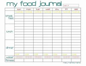 free calorie counter weight loss plan exercise free food journal printable healthy mama week 29 mary