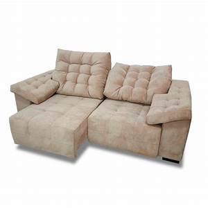 Sofa 2 60 M : sofa retratil 2 lugares tecido suede r em mercado livre ~ Bigdaddyawards.com Haus und Dekorationen