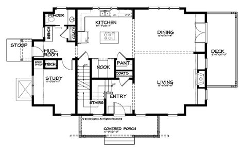 two story open floor plans 2 story open floor house plans gound floor craftsman