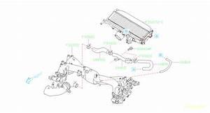99071ab140 - Hose-vacuum  Intake  Manifold  Pipe
