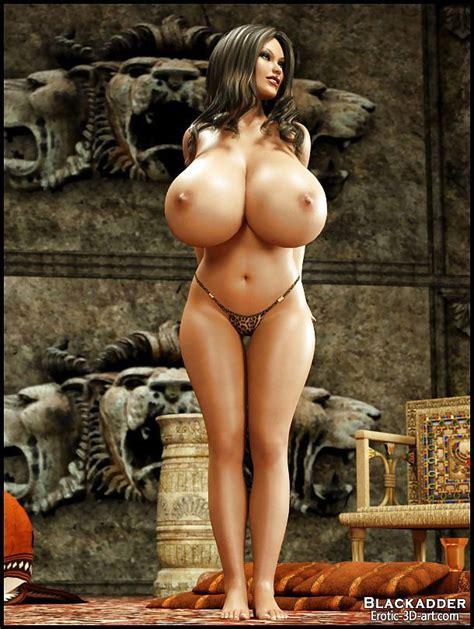 Rule 34 1girls 3d Big Breasts Bimbo Black Border