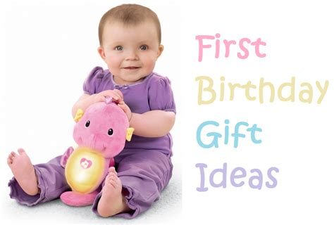 1st Birthday Gift Ideas That You Must Not Miss