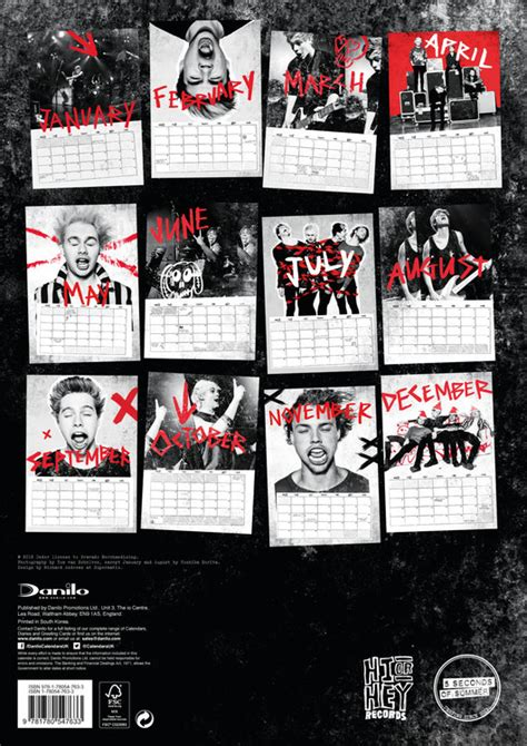 seconds summer calendars ukposterseuroposters