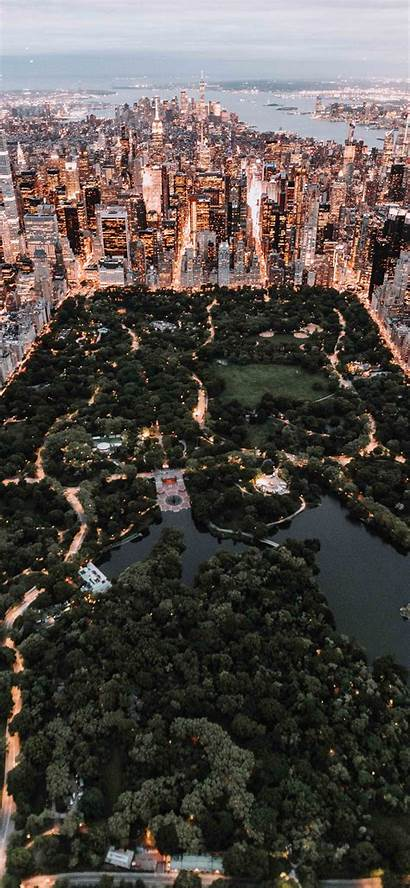 Central Park York Iphone Above Wallpapers