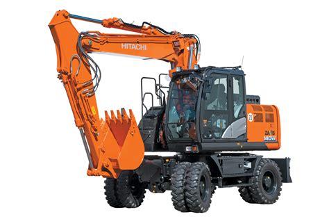 zxw hitachi construction machinery