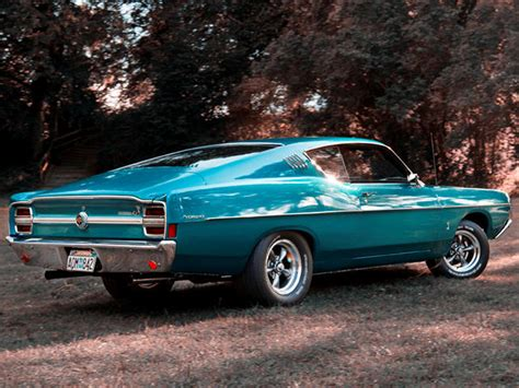 1970 Torino-the 50 Fastest Muscle Cars