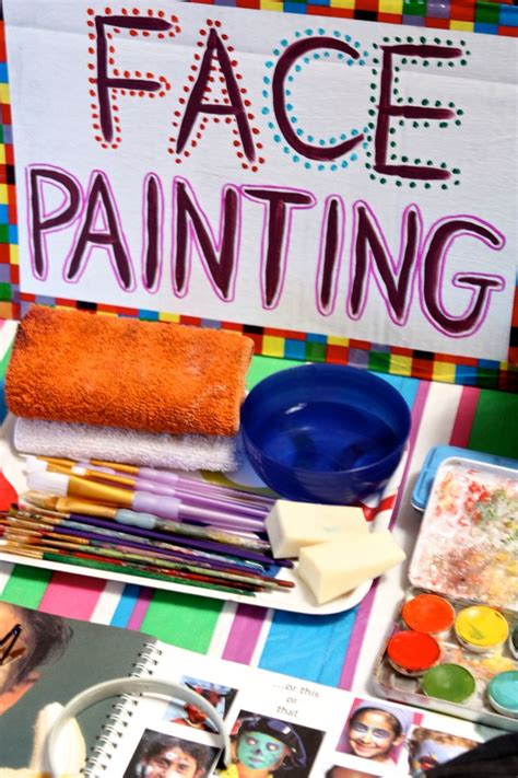 circus party face painting booth circus birthday party pinterest signs carnivals