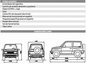 Ficha T U00e9cnica Chevrolet Vitara 1 6 Cc 2013 Precio Especificaciones T U00e9cnicas Colombia