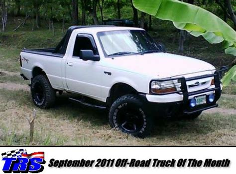 ford ranger torsion bar suspension