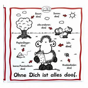 Alles Ist Doof : poesiealbum sheepworld ohne dich ist alles doof 9 95 ~ Eleganceandgraceweddings.com Haus und Dekorationen