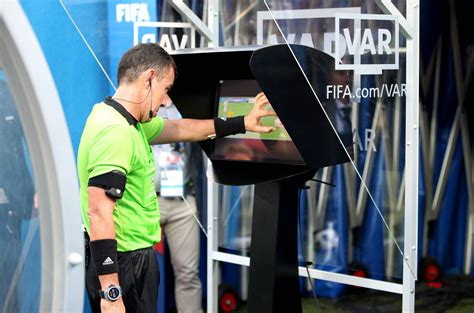 Var Catches Record Number Of Penalties At 2018 World Cup