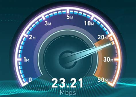 Broadband speed test app on Android vs. iPad - Product ...
