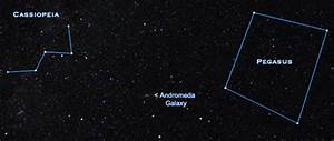 Andromeda Galaxy Night Sky - Pics about space