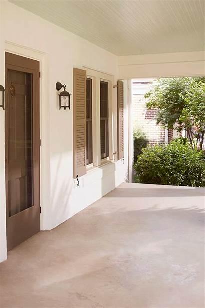 Porch Outdoor Decor Living Garden Summer Rooms