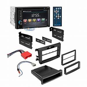 Planet Audio Car Radio Stereo Dash Kit Wiring Harness For 2007
