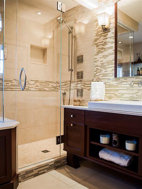 Asian Inspired Bathroom Design