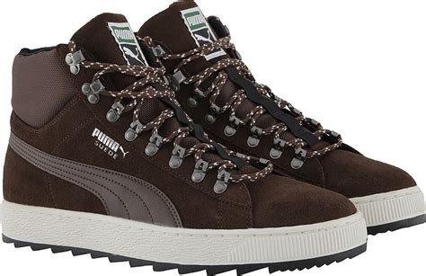 Puma Suede Rugged Modern Heritage High Tops 359291-03