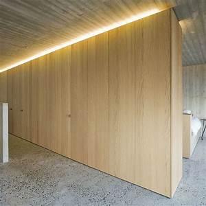Panneau Bois Decoratif Interieur : panneaux d coratifs en bois avec placage essence de ch ne ~ Melissatoandfro.com Idées de Décoration