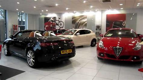 Hwm Alfa Romeo Showroom Fit Out Walton On Thames, Surrey