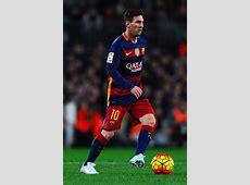 Lionel Messi Photos FC Barcelona v Athletic Club La