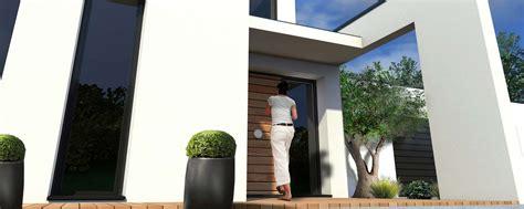 entree de maison moderne entree de maison contemporaine digpres