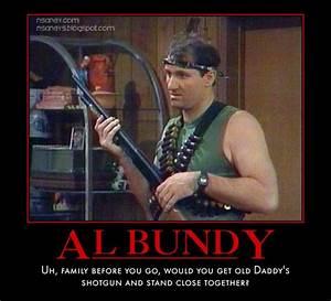 Nsaney'z Po... Al Bundy Family Quotes
