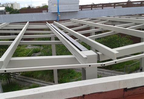 bureau etude charpente metallique charpente métallique acier verre métallo textile