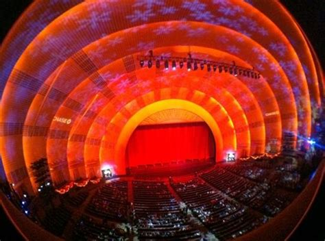 Picture Of Radio City Music Hall, New