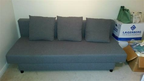 Three Sit Sofa Bed-asarum Ikea