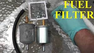 Nissan Maxima Fuel Filter Replacement