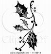 Royalty-Free (RF) Holly Design Elements Clipart ...